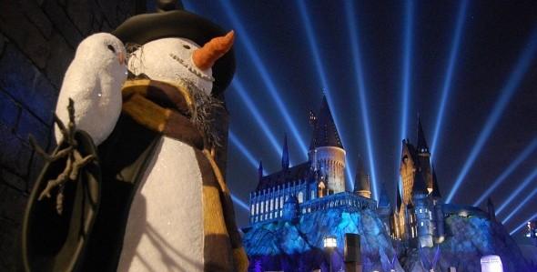Parque Mundo Magico De Harry Potter