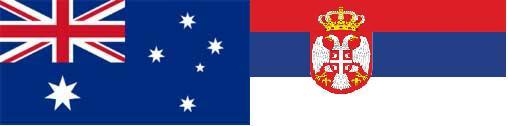 Austrália e Sérvia Ao Vivo – Copa do Mundo 2010