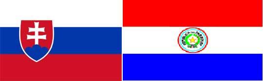 Eslováquia e Paraguai Ao Vivo – Copa do Mundo 2010