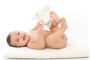 Pele de Bebê- Cuidados Com Assaduras