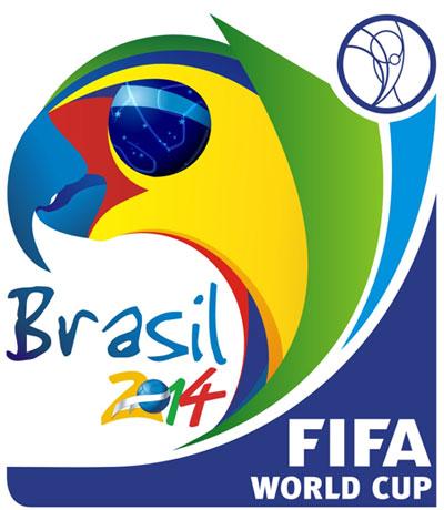 Logotipo Copa Do Mundo 2014 No Brasil