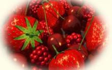 Frutas Vermelhas e Seus Poderes