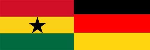 Gana e Alemanha Ao Vivo – Copa do Mundo 2010