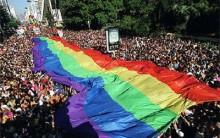 Parada Gay 2010 Com Dicesar e Serginho