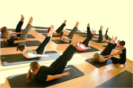 Benefícios Dos Pilates