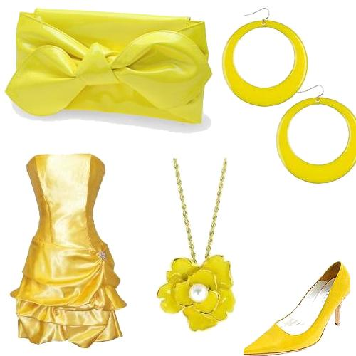 Amarelo A Tendência Do Verão 2010 E 2011
