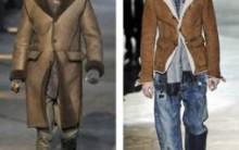 Moda Inverno- Sobretudo Masculino e Feminino