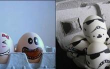 Pintura Em Ovos – Arte