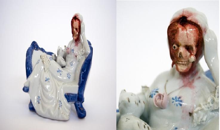 Bonecos De Porcelana De Terror