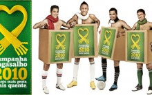 Campanha Do Agasalho 2010 Com Neymar