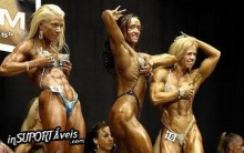Fisiculturismo No Corpo Feminino – Modelos