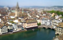 Fotografias TILT- SHIFT – Transformando Fotos Em Maquetes