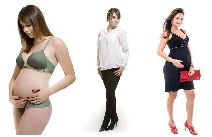 Moda Para Mulheres Gestantes