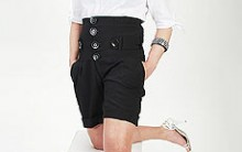 Nova Moda – Shorts De Cintura Alta – Dicas