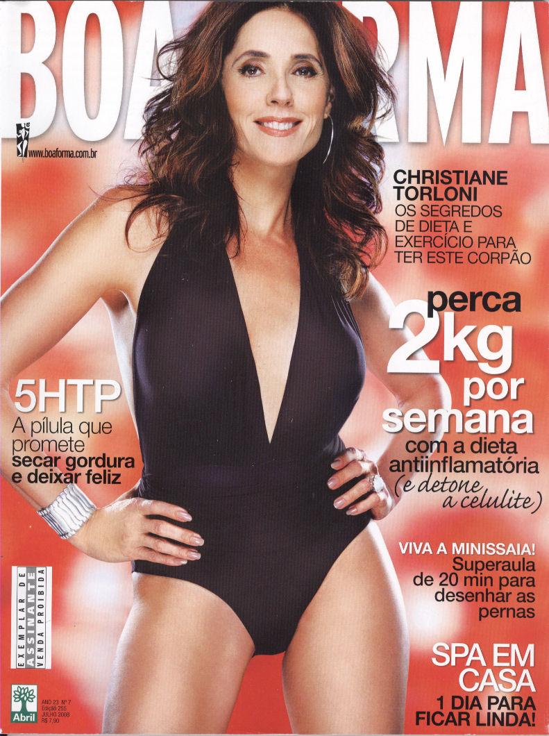 Assinatura Revista Boa Forma