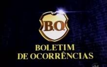 SBT – Boletim De Ocorrência