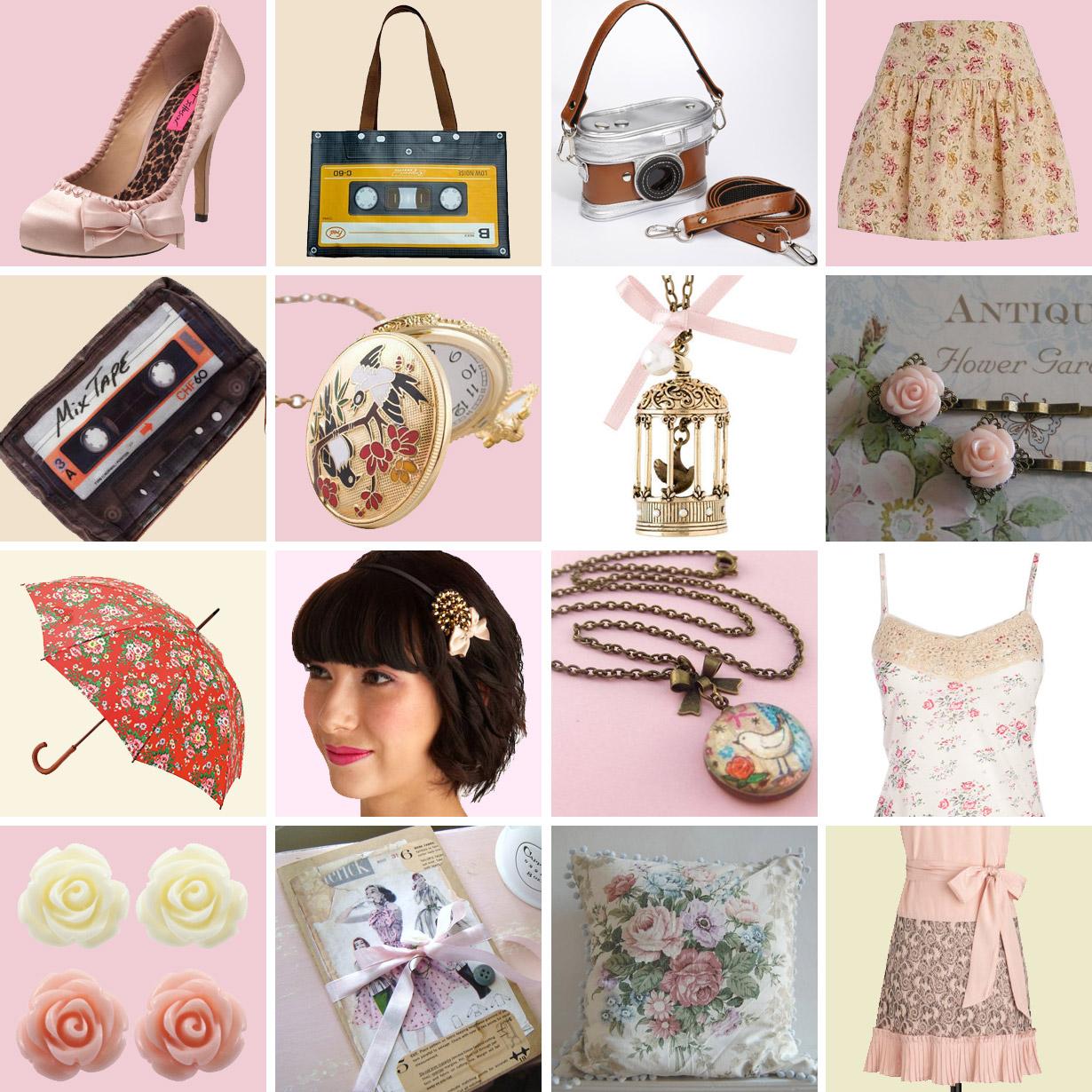 Vintage – Moda Antiga Retrograda