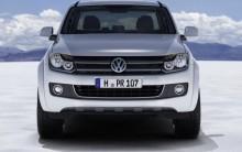 Nova Pickup Amarok da Volkswagen Veja as Fotos