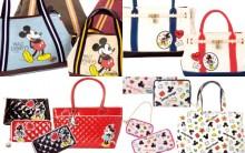 Coleção De Bolsas Da Disney Mickey E Minnie