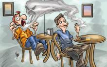 Fumaça do Cigarro Também Prejudica Não Fumante