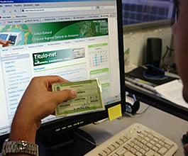 Consultar Local de Votação Pela Internet