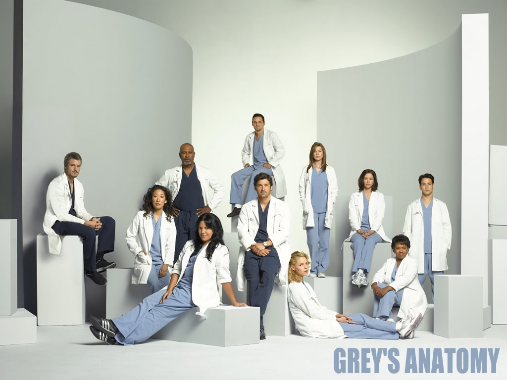 Tudo Sobre Grey's Anatomy