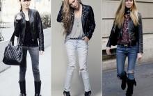 Moda Dos Anos 50 Até Hoje As Jaquetas De Couro