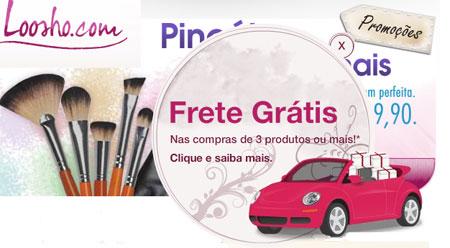 Loosho.com Maquiagem Online – Como Compra Online Maquiagem na Loosho