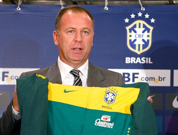 Lista Dos Convocados De Mano Menezes Para Seleção Brasileira