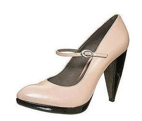 Moda Retro Sapatos De Boneca Ou Mary Jane