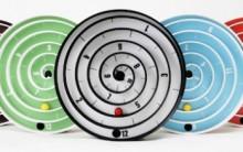 Relógio de Parede em Espiral- Um Modelo Diferente