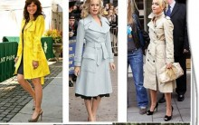 Moda De Trench Coats