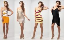 Moda De Vestido Bandage Dress