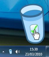 Aquanic Software – Beber Água E Twitar