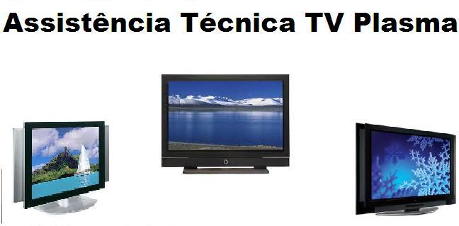 Assistência Técnica TV Plasma – Autorizada – Telefones e Endereços