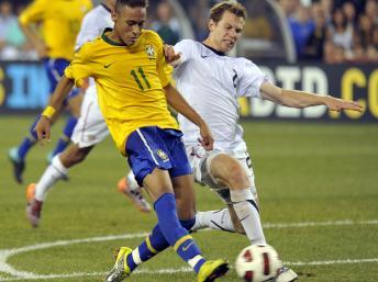 Brasil Vence Primeiro Jogo Contra EUA No Amistoso