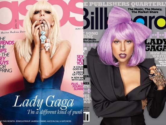 Melhores Capas De Revista De Lady Gaga