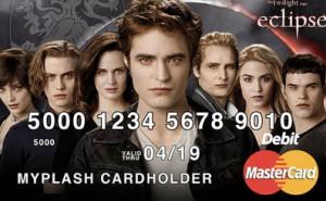 Crepúsculo – Cartão De Crédito – Mastercard