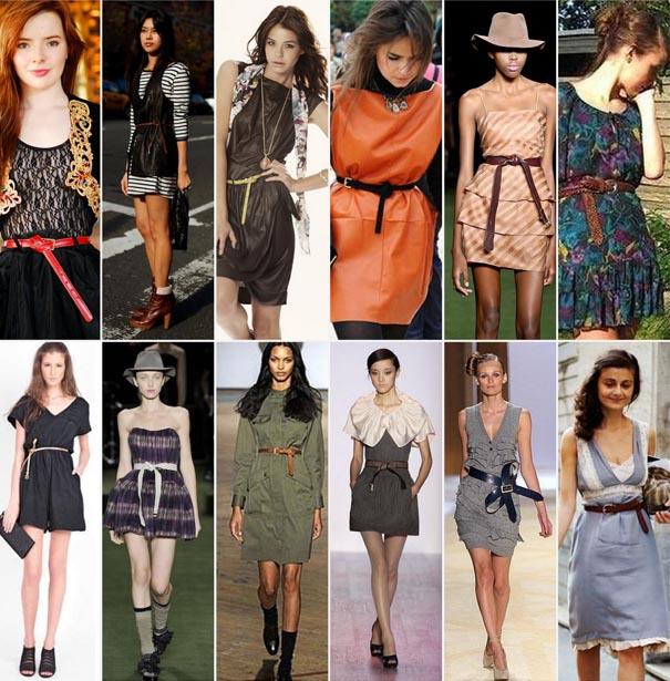 Cintos Com Nó – Nova Moda – Como Usar