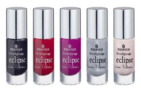 Coleção De Esmaltes da Saga Eclipse