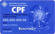Como Renovar CPF