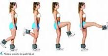 Como Ter Pernas Bonitas E Malhadas– Exercícios