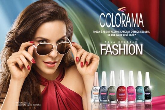 Coleção Colorama Fashion