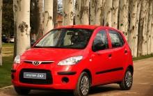 Novo i10 da Hyundai – Fotos e Preço