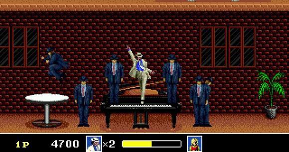 Jogo Do Michael Jackson