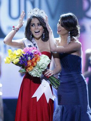 Miss Universo 2010 – Ganhadora do Miss Universo 2010