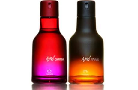 Nova Linha De Perfumes – Amó Chamego Da Natura