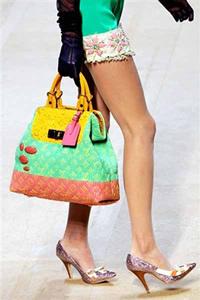 Nova Moda De Bolsas Coloridas