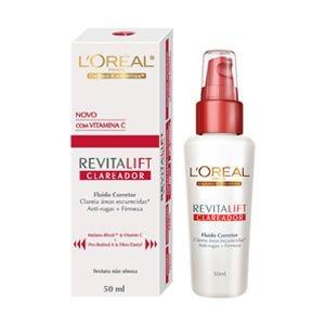 Novo Loréal – Revitalift Clareador