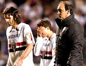 São Paulo É Eliminado Da Libertadores Do Ano De 2010